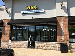 Chiropractic Carpentersville IL Front Door