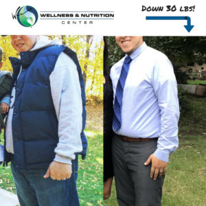 Chiropractic Carpentersville IL Weight Loss Results